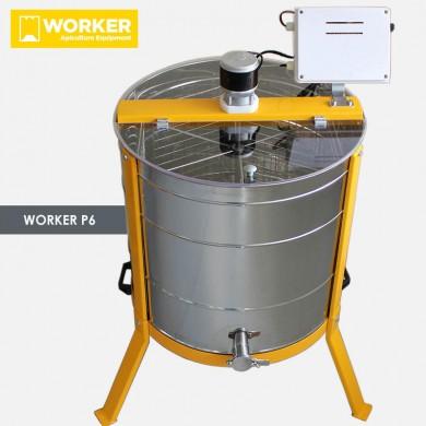 Μελιτοεξαγωγέας 6 πλαισίων ηλεκτρικός GORKER