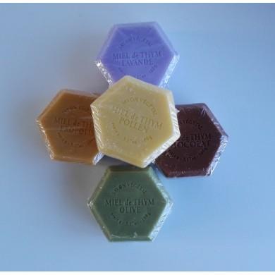 Σαπούνι σε διάφορες επιλογές