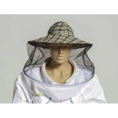 Καπέλο μελισσοκομίας με τούλι